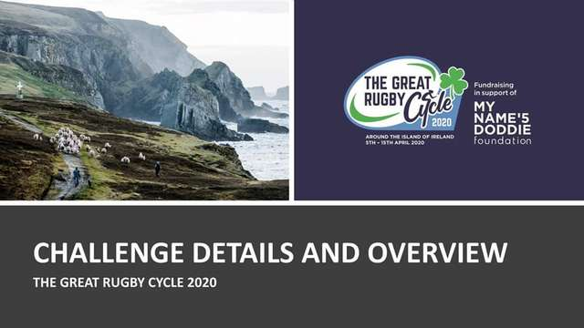 The Great Rugby Cycle 2020