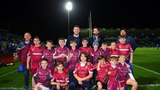 Some pics from Under 12's Trip to RDS 12-Oct - 2018