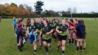 Portdara vs Dublin University 11/11/2018