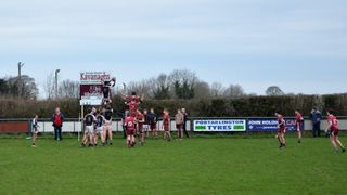 U16 Boys V Portlaoise Jan 19