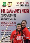 Give it a Try with Port Dara Girls and Ladies