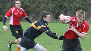 3rd XV. vs St Leonards 25th October 2014
