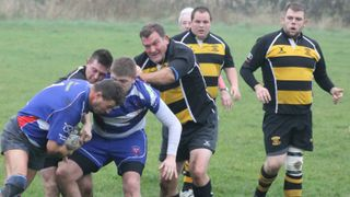 3rd XV vs. Leek 15th November 2014
