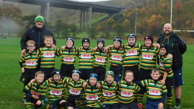 Littleborough U9's
