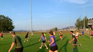JCIs Rugby Event