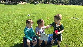Kids Rugby Kicks Off in St. Gallen