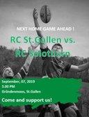 Bishops 2019/20 Season Opener vs RC Solothurn