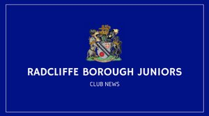 Follow Radcliffe Borough Juniors On Social Media