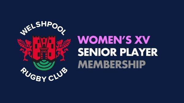 Senior Female Player - Annual