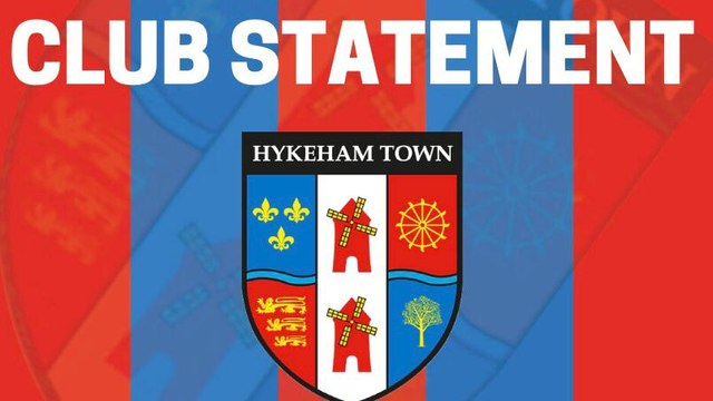 CLUB STATEMENT - 2019/20 SEASON CONCLUDED