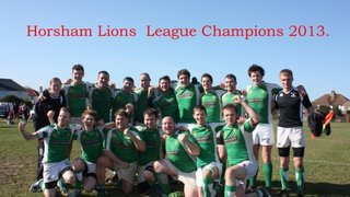 Lions sign off promotion season with last gasp victory!