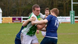 Horsham 1st XV V Chichester 2nd XV - 18th March 2017