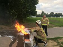 Fire Warden Course with Fire Extinguisher Training