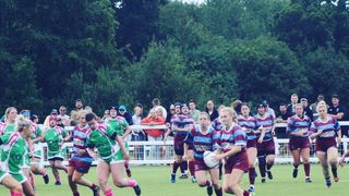Horsham Ladies Rugby is up and running