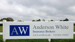 Anderson White Insurance Brokers - renew sponsorship