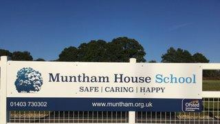 Muntham House School becomes a new club sponsor