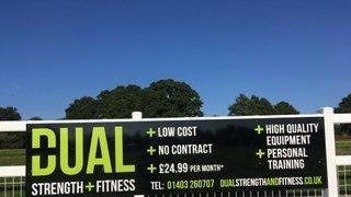 Dual Strength & Fitness renew their sponsorship