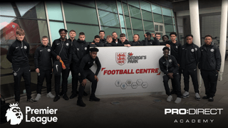 PDA Nottingham St. George's Park 3-Day Tournament