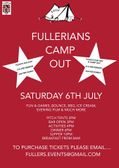 Fullerians RFC Summer Camp Out