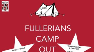 Fullerians RFC Summer Camp Out