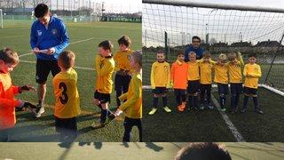 Santos Global Football Academy V Harvesters Jaguars