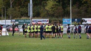Bury U16 vs Sudbury 30/9/18