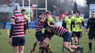 Bury U16 vs Shelford 20/01/19