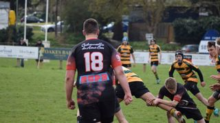 Bury U16 vs Nogent Rotruo Rugby Club, Pecheron RCP 13/4/19
