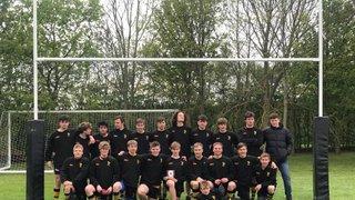 Eastern Counties Plate,Bury U16 vs Cambridge & Holt 28/4/19
