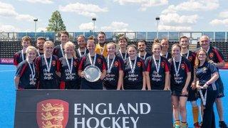 Mixed team England Hockey Champions