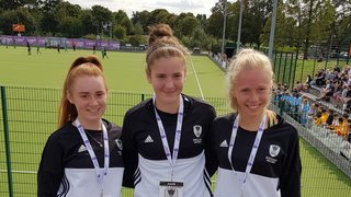 FHC players at  Futures Cup
