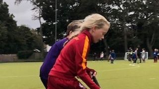 Junior hockey training resumes