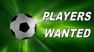 UNDER 7 AND UNDER 12'S LOOKING FOR PLAYERS