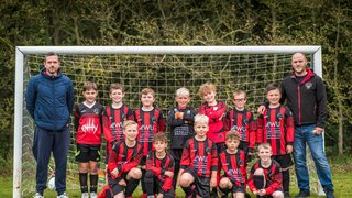 CWU Sponsorship secured for under 10's