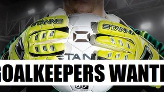 UNDER 14's GOALKEEPER REQUIRED