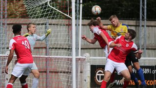 """Davis on AFC Rushden & Diamonds: """"We will be playing a top-six contender"""""""