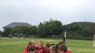 Amlwch Tournament Under 9's