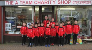 Under 11's New Tracksuits
