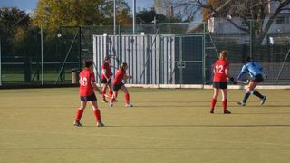 Kent Cup 2010 - Ladies 1st XI Vs Herne Bay HC