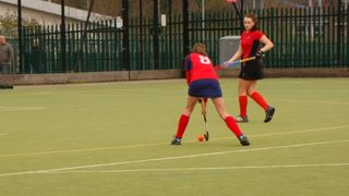 Ladies 2nd XI 2010 vs Folkestone HC