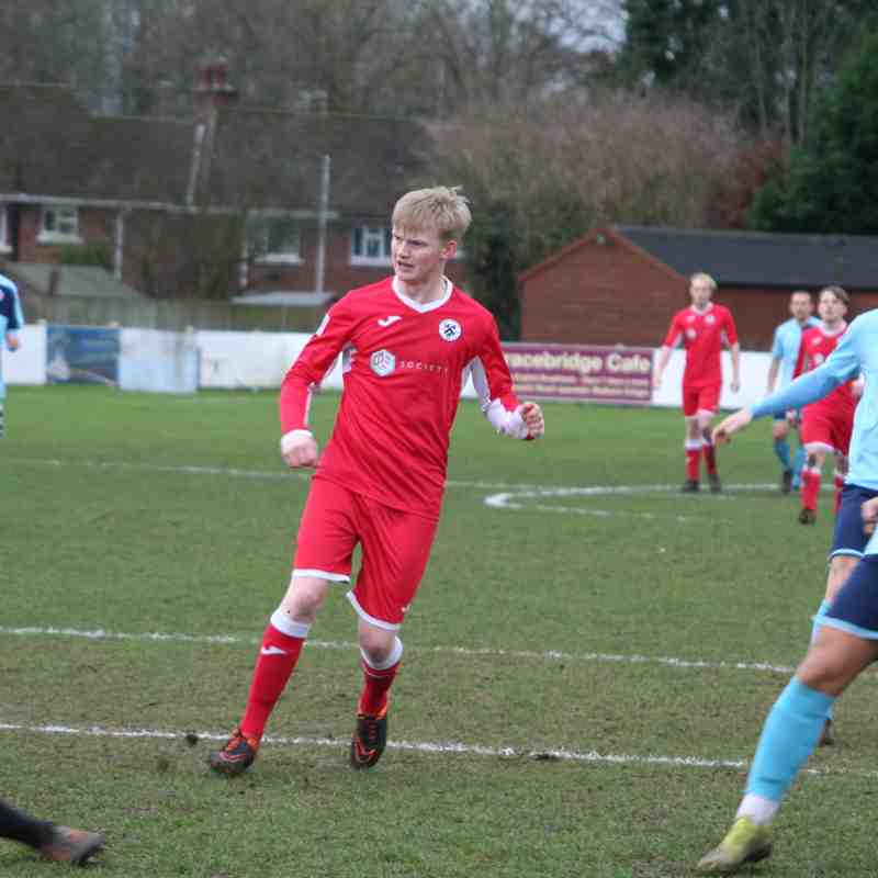 Lincoln Moorlands vs GBFC Res
