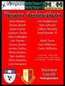 Squad Announced || Nottinghamians (A)