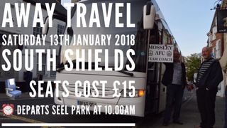 Coach Travel: South Shields (A)