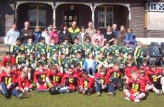 Cheadle Lacrosse U12s Boys