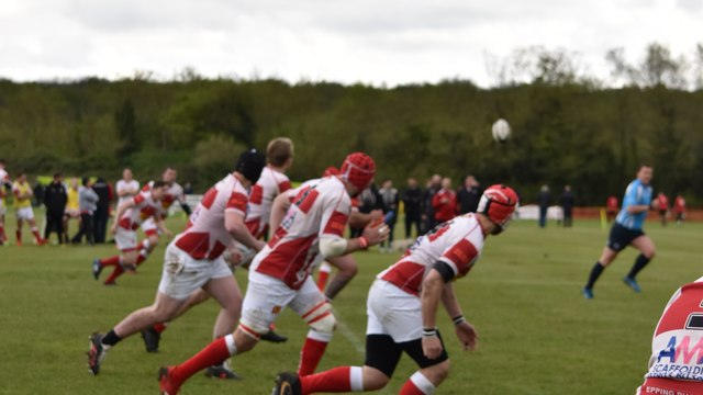 Club Lunch 23rd October 1st XV @ Home to Campion, 3 pm KO