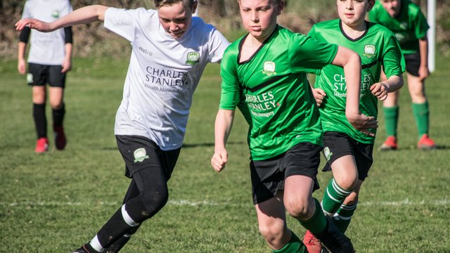 U11 Colts Cruise into Cup Final