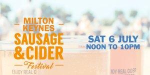 Milton Keynes Sausage and Cider Festival