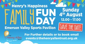 Henry's Happiness Family Fun Day