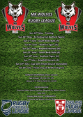 MK Wolves Rugby League at MKRUFC