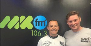 Ring of Fire 2019 - Interview on MKFM 106.3